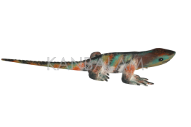 Iguana de madera