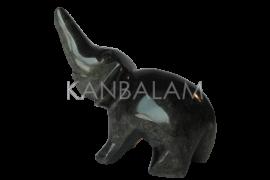 Elefante obsidiana