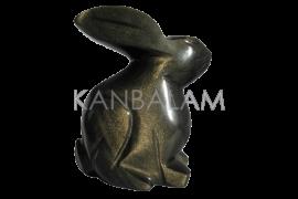 Conejo obsidiana