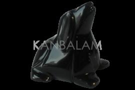 Perro obsidiana