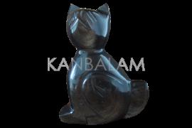 Gato obsidiana