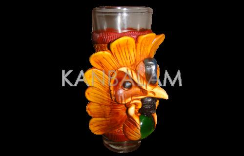 Vaso tequilero (pieza)