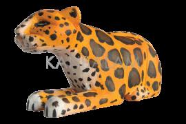 Jaguar de madera