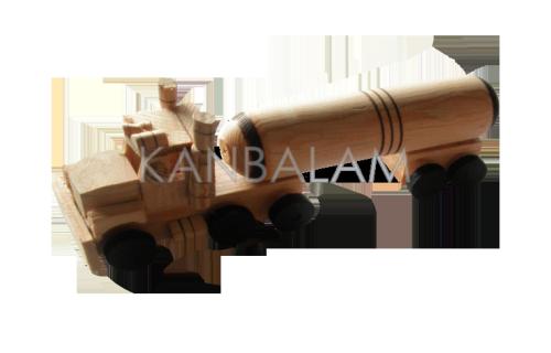Trailer de madera