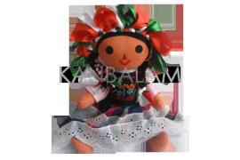 Muñeca de tradicional